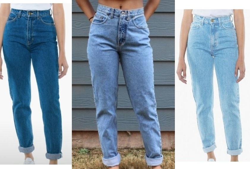 Какие джинсы подходят типажу Софт Натурал по Кибби (soft natural kibbe). Блог Валерии Рубцовой