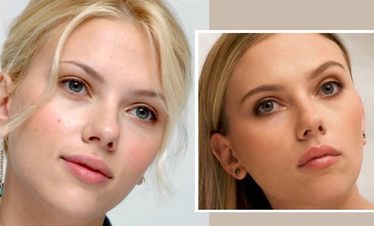 скарлетт йоханссон, макияж для софт натурала по кибби. Блог Валерии Рубцовой