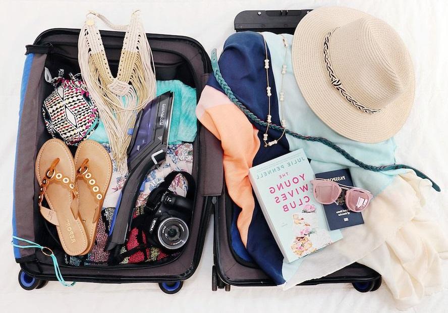 что взять с собой в отпуск, собираем чемодан